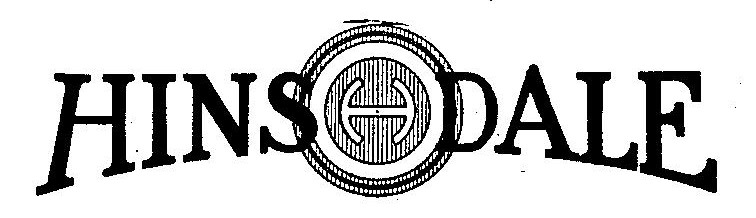 [Hinsdale Logo from 1924 Trademark]