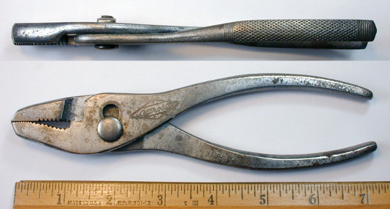 [Lectrolite 7 Inch Combination Pliers]