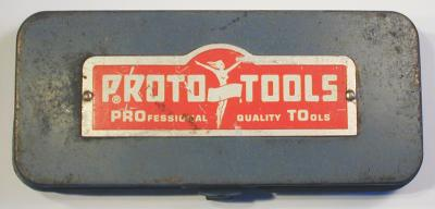 [Top Cover of Proto (T.A.C.) 500 Flare Socket Set]